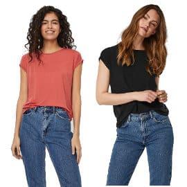 Camiseta Vero Moda Vmava barata, camisetas de marca baratas, ofertas en ropa