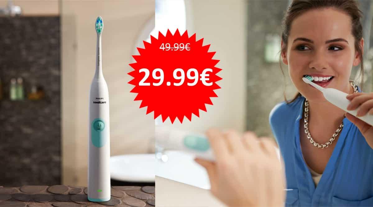 Cepillo de dientes Philips HX6231 barato. Ofertas en cepillos de dientes eléctricos, cepillos de dientes eléctricos baratos, chollo