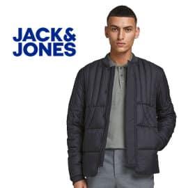 Chaqueta de entretiempo Jack & Jones barata, ropa de marca barata, ofertas en chaquetas