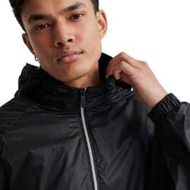 Chaqueta de entretiempo Superdry Sky Chaser barata, ropa de marca barata, ofertas en chaquetas