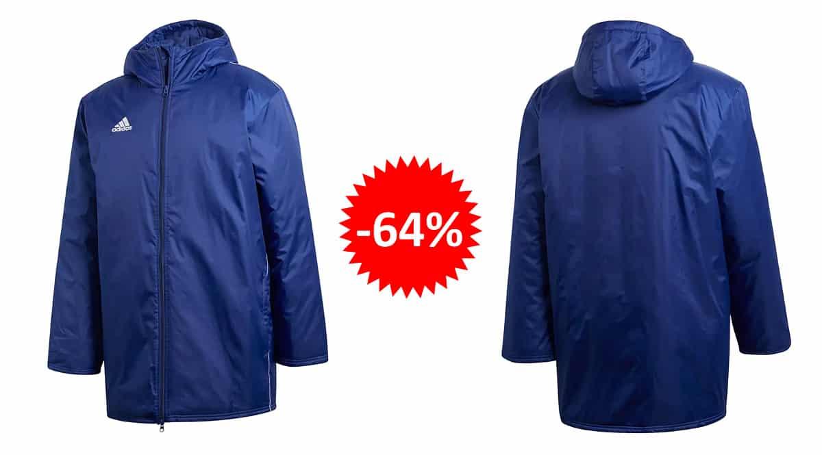 Chaquetón Adidas Core 18 Stadium barato, ropa de marca barata, ofertas en chaquetas chollo