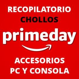Amazon Prime Day 2021. 16 chollos para tu PC que te van a gustar. Teclados, tarjetas de memoria, discos SSD y más.