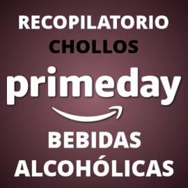 ¡Botellón en Prime Day! Chollos en whisky, ginebra, vino…