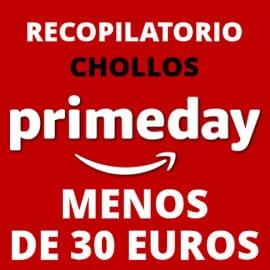 ¿Has llegado 'pelado' al Prime Day? Pues aquí tienes 22 chollos por menos de 30 euros.