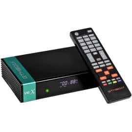 Decodificador GT Media V8X barato, ofertas en decodificadores, receptores TV baratos