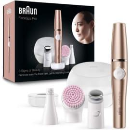 Depiladora facial Braun FaceSpa Pro 921 barata. Ofertas en depiladoras faciales, depiladoras faciales baratas
