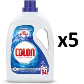 Detergente Colon Gel Activo (170 lavados) barato. Ofertas en supermercado