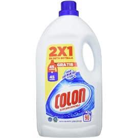 Detergente para la ropa Colon blancura impecable barato, detergentes baratos, ofertas supermercado
