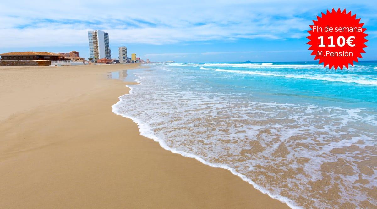 Escapada a La Manga del Mar Menor, hoteles baratos, ofertas en viajes, chollo