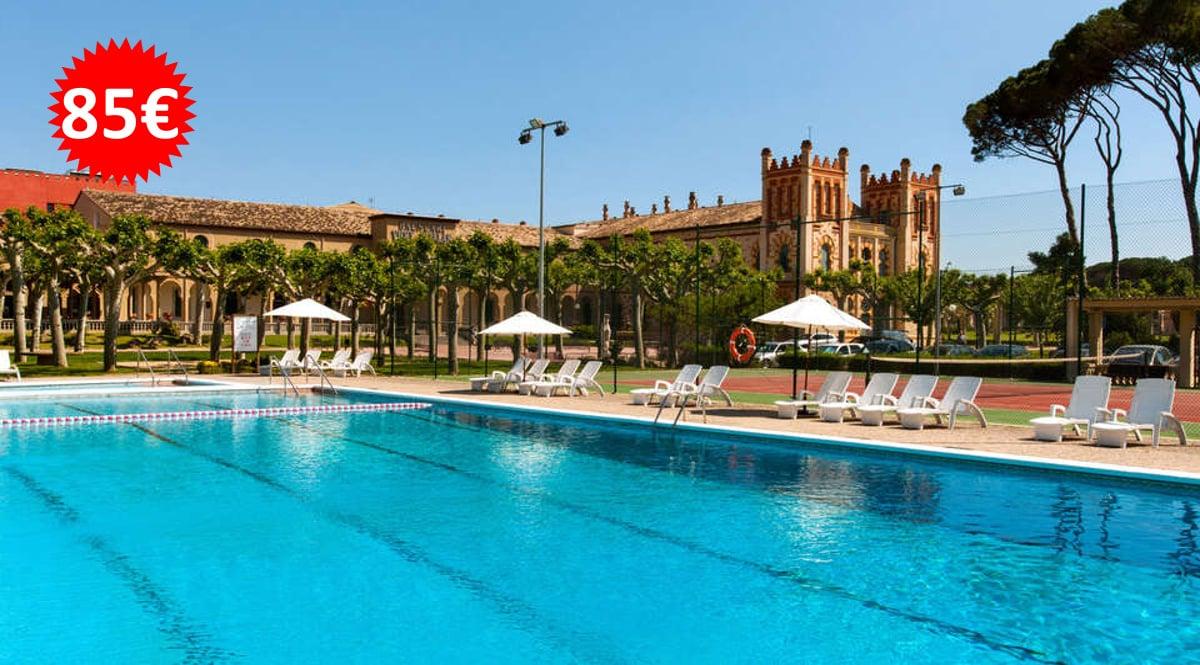 Escapada al Balneario Vichy Catalan barata, hoteles baratos, ofertas en viajes, chollo