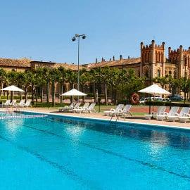 Escapada al Balneario Vichy Catalan barata, hoteles baratos, ofertas en viajes