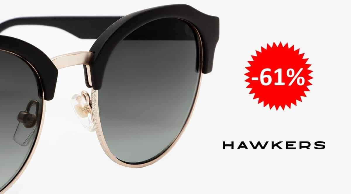Gafas de sol Hawkers Classic Rounded baratas. Ofertas en gafas de sol, gafas de sol baratas, chollo