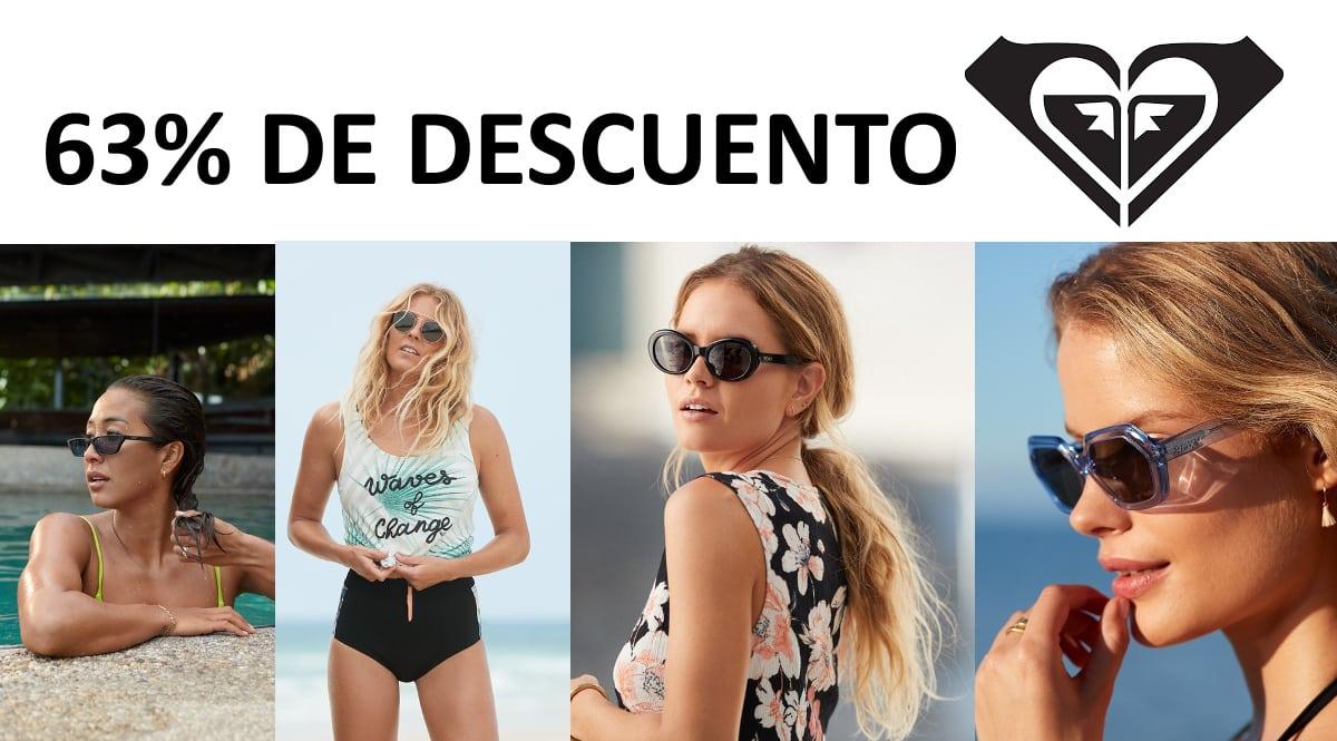 Gafas de sol Roxy baratas, gafas de sol baratas, ofertas en complementos chollo