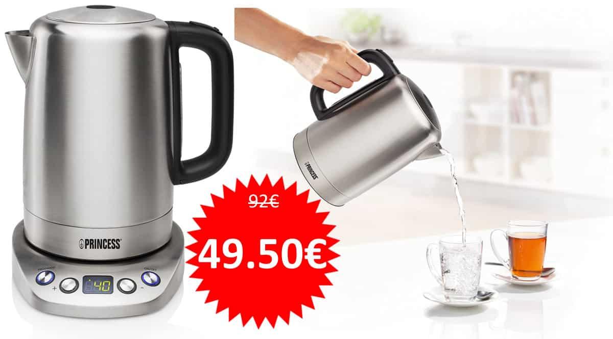 Hervidor de agua Princess 236002 barato. Ofertas en hervidores de agua, hervidores de agua baratos, chollo