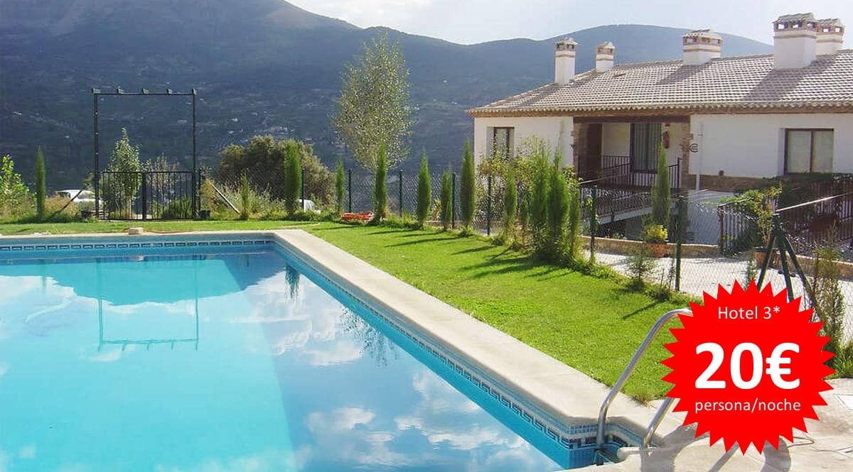 Hotel rural Sierra Magina barato. Ofertas en hoteles, hoteles baratos, ofertas en viajes, viajes baratos, chollo