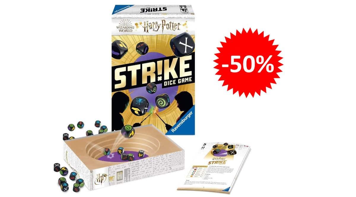 Juego Strike Harry Potter barato, juguetes baratos, ofertas para niños chollo