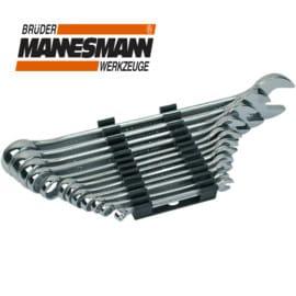 Juego de llaves combinadas Mannesmann M19652 barato. Ofertas en herramientas, herramientas baratas