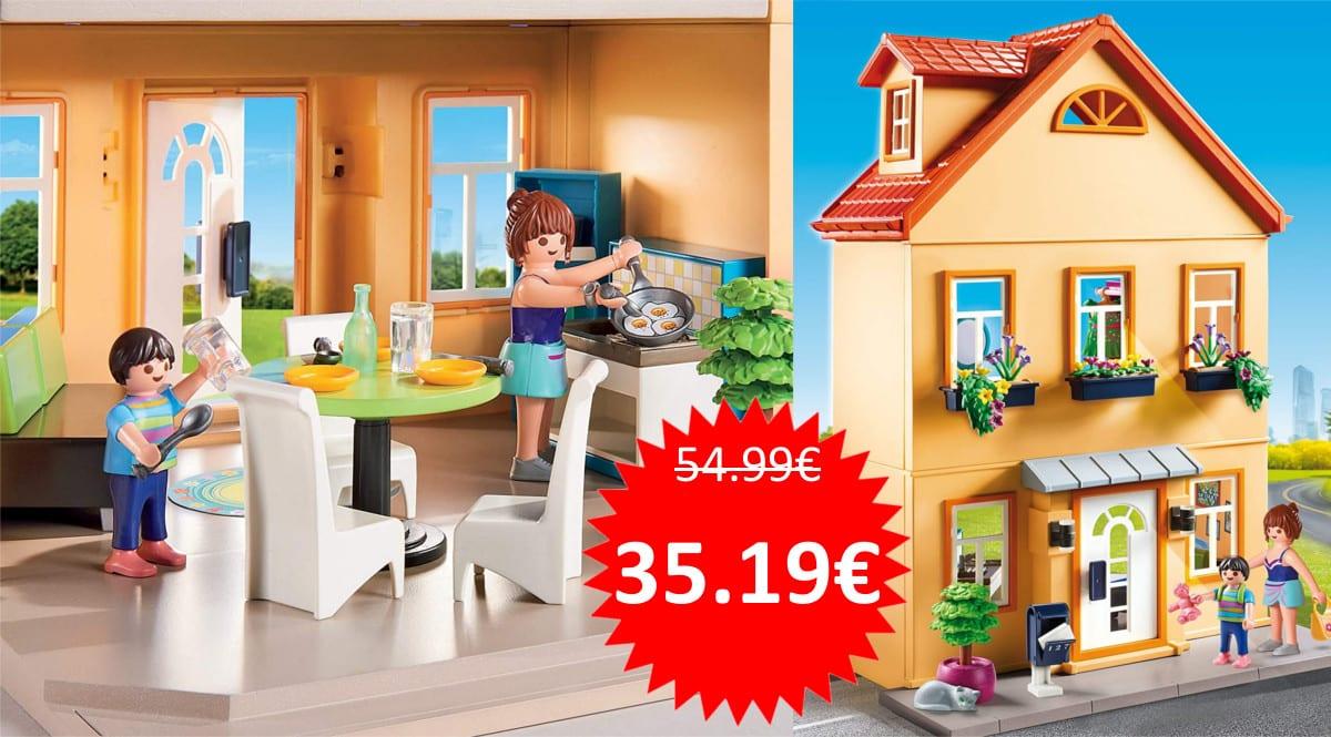 Juguete Mi Casa de Ciudad Playmobil barato. Ofertas en juguetes, juguetes baratos, chollo