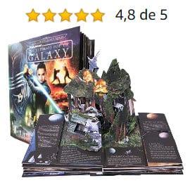Libro Star Wars The Ultimate Pop-Up Galaxy barato, libros baratos, ofertas en libros