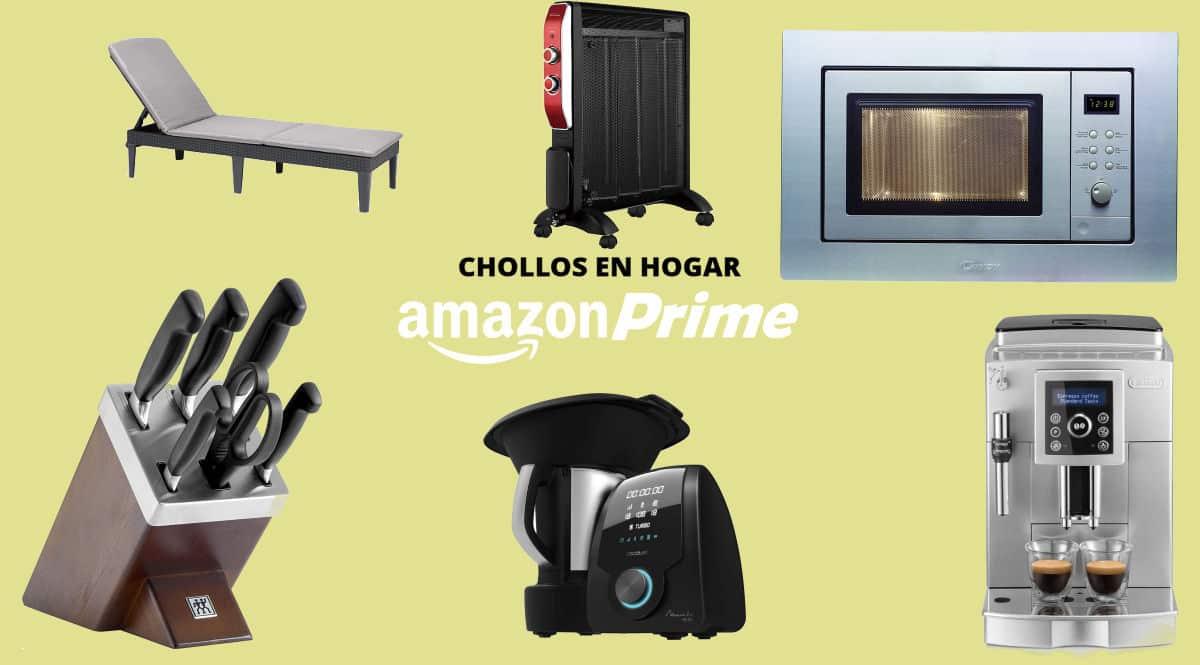 Los mejores chollos de hogar yjardín de Prime Day, artículos de jardín y cocina baratos, ofertas en robots aspiradores, chollo