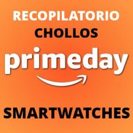 Los mejores chollos en smartwatches del Prime Day 2021, smartwatches baratos, ofertas en smartwatches