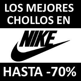 Los mejores chollos en zapatillas Nike, calzado de marca barato, ofertas en zapatillas