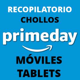 16 chollos en móviles y 7 en tablets que no te puedes perder en el Prime Day de Amazon. Ofertas en iPhone, Samsung, Xiaomi, Realme y otras marcas.