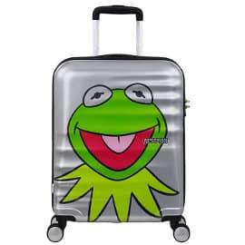 Maleta American Tourister Wavebreaker Disney Muppets barata, maletas baratas, ofertas en maletas