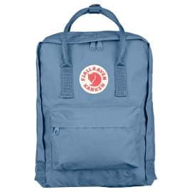 Mochila Fjallraven Kånken azul, mochilas de marca baratas, ofertas en complementos