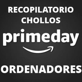 Los 20 mejores chollos en ordenadores de Amazon Prime Day 2021.