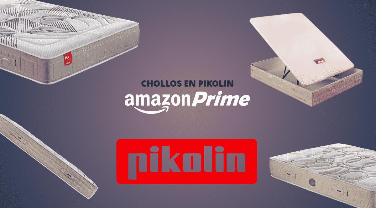 Ofertas en colchones Pikolin Prime Day 2021, colchones de marca baratos, ofertas hogar, chollo