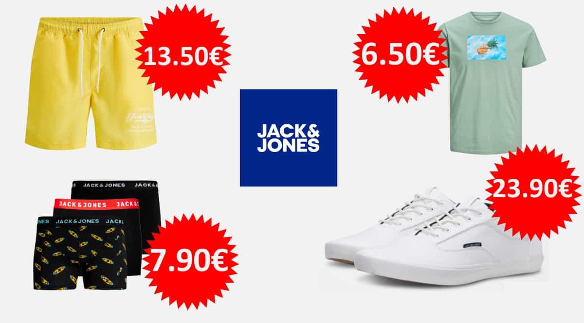 Ofertas en ropa Jack & jones, ropa de marca barata, ofertas en ropa, chollo