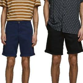 Pantalón corto Jack & Jones Jjibowie barato, ropa de marca barata, ofertas en pantalones