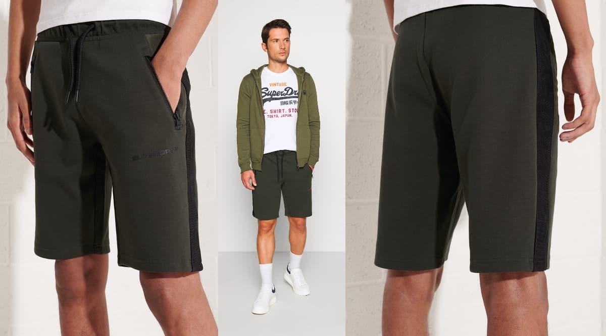 Pantalón corto Superdry Urban Tech