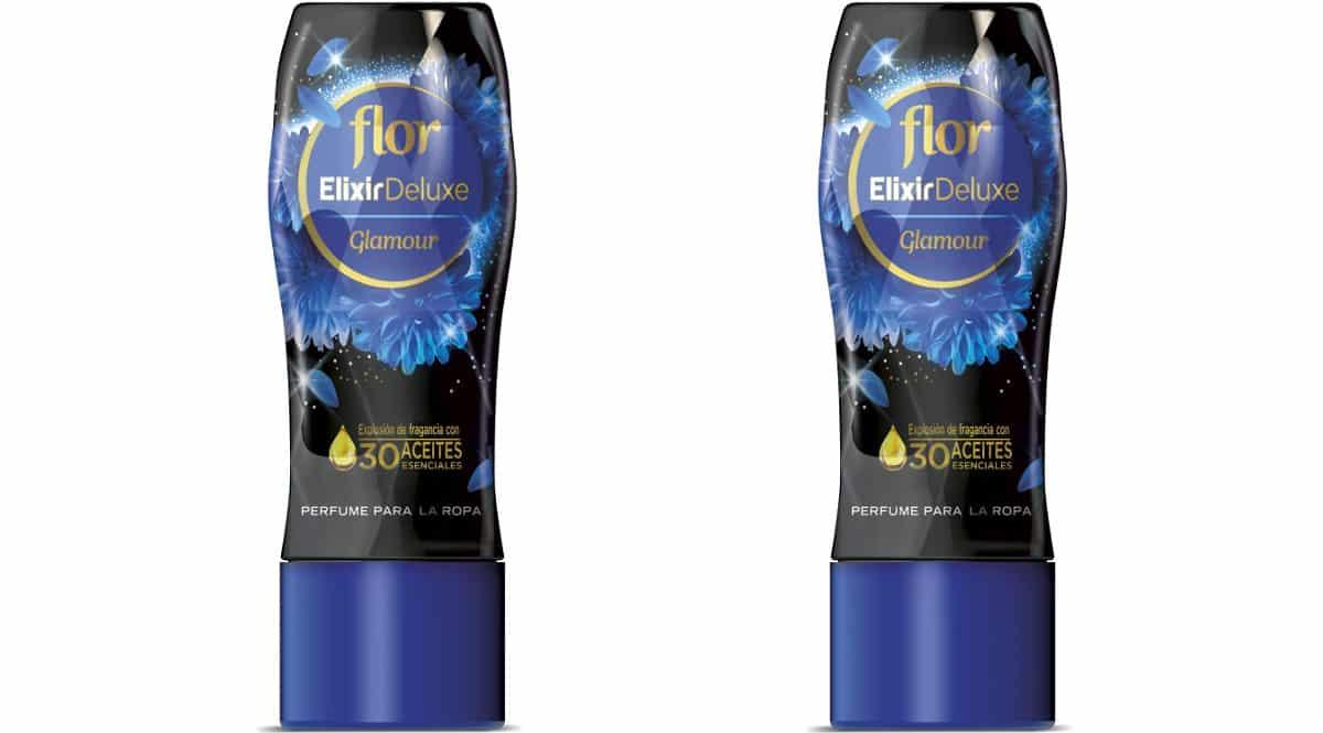 Perfume para la ropa Flor Elixir Deluxe barato, perfume ropa de marca barato, ofertas supermercado, chollo