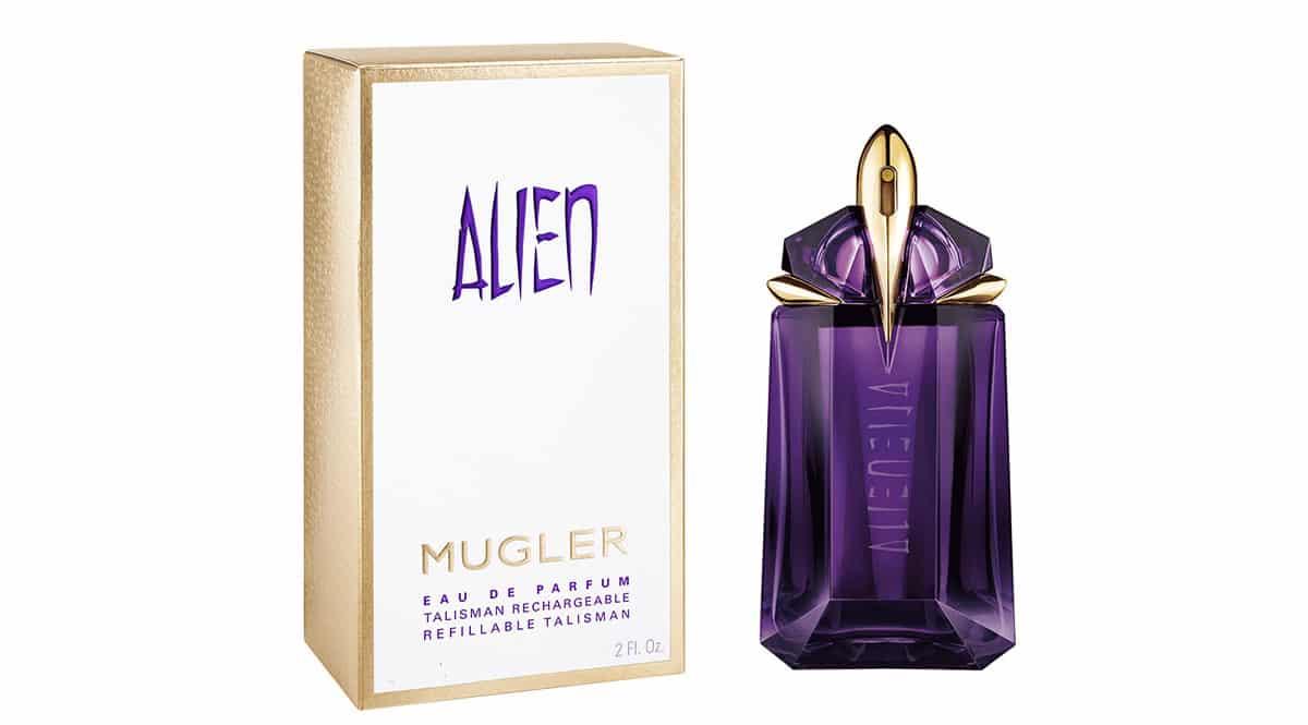 Perfume para mujer Alien de Thierry Mugler barato, perfumes de marca baratos, ofertas en belleza, chollo