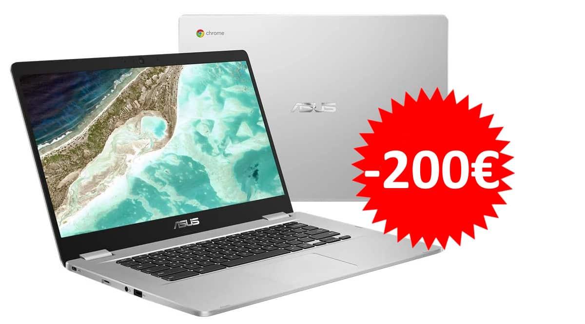 Portátil Asus Chromebook Z1500CN-EJ0165 barato. Ofertas en portátiles, portátiles baratos, chollo