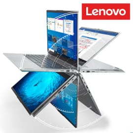 ¡Código descuento exclusivo! Portátil convertible Lenovo ThinkBook 14s i5-1135G7/8GB/256GB SSD sólo 688 euros. Te ahorras 421 euros.