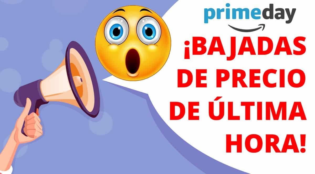 Prime Day 2021 - Bajadas de precio