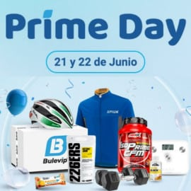 Prime Day en Bulevip. Ofertas en material deportivo, material deportivo barato