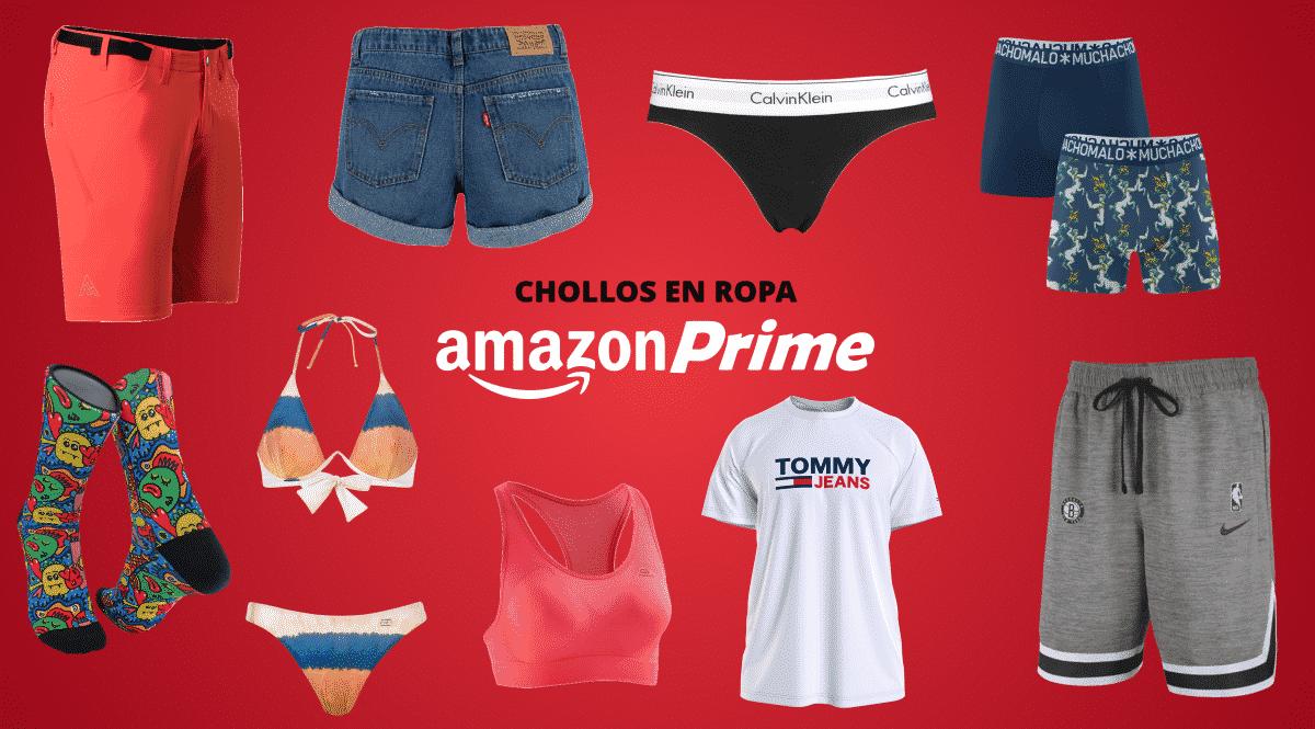 ¡Prime Day Amazon 2021! 54 chollos en ropa con más del 50% de descuento. Para hombre y mujer. ¡14 chollos nuevos!
