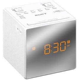 ¡Precio mínimo histórico! Radiodespertador Sony ICF-C1T sólo 19 euros. 53% de descuento.