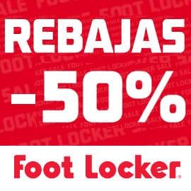 Rebajas zapatillas Foot Locker, calzado de marca barato, ofertas en zapatillas