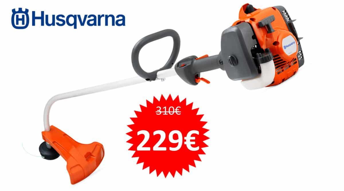 Recortadora Husqvarna C129 barata. Ofertas en herramientas, herramientas baratas, chollo