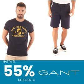 Ropa Gant para hombre barata, ropa de marca barata, ofertas en ropa, chollo
