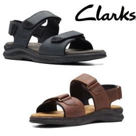 Sandalias Clarks Hapsford Creek baratas, sandalias de marca baratas, ofertas en zapatos