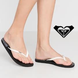 Sandalias Roxy Viva Stamp baratas, calzado de marca barato, ofertas en sandalias