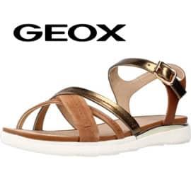 Sandalias para mujer Geox Hiver baratas. Ofertas en calzado de marca, calzado de marca barato