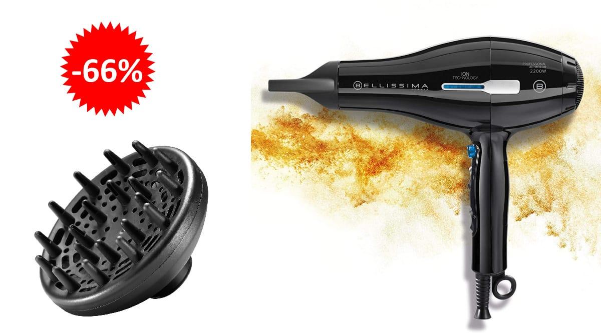 Secador de pelo profesional Imetec Bellissima P2 2200 barato, secadores de pelo baratos, ofertas en belleza chollo