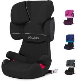 Silla de coche Cybex Silver Solution X-Fix barata, sillas para coche de marca baratas, ofertas para bebés